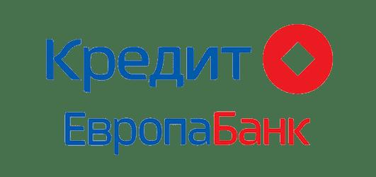 Кредит Европа Банк логотип